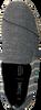 Schwarze TOMS Espadrilles DECONSTRUCTED ALPARGATA ROPE  - small