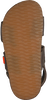 Braune CLIC! Sandalen TROY - small