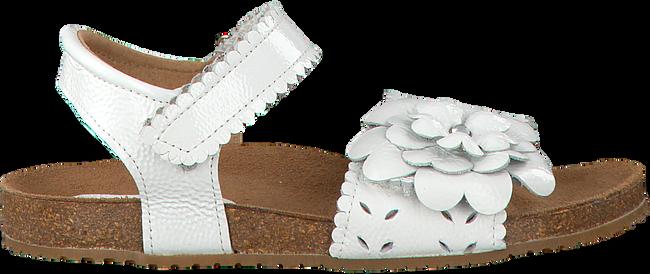 Weiße CLIC! Sandalen ITACA - large