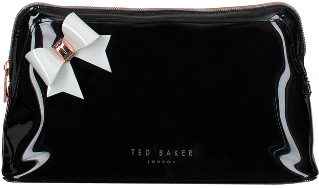 Schwarze TED BAKER Kulturbeutel ALLEY - large