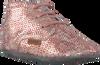 Rote DEVELAB Babyschuhe 41043  - small