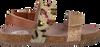 Goldfarbene GIOSEPPO Sandalen 43774 - small