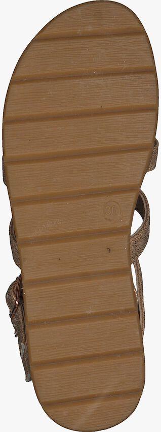 Roségoldene BULLBOXER Sandalen AGG021FIS - larger