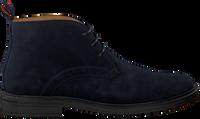 Blaue GREVE Schnürschuhe BARBOUR 5565  - medium