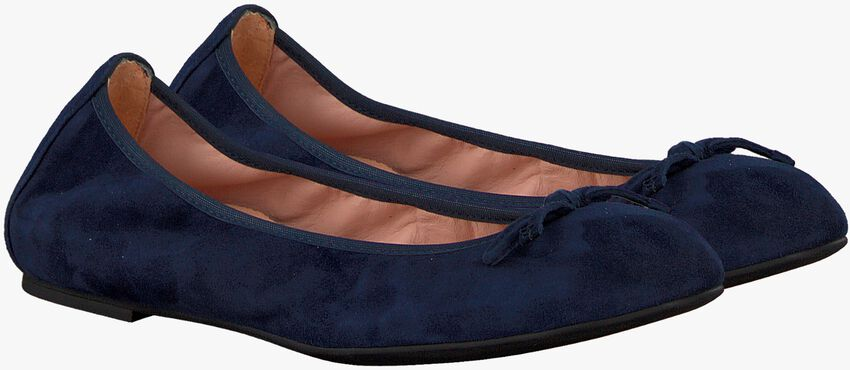 Blaue UNISA Ballerinas ACOR - larger