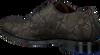 Grüne FLORIS VAN BOMMEL Business Schuhe 18124  - small