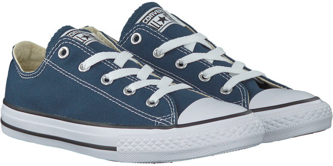 Blaue CONVERSE Sneaker CHUCK TAYLOR ALL STAR OX KIDS - large