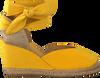 Gelbe UNISA Espadrilles CHUFY  - small