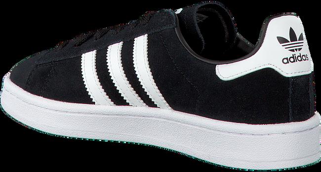 Schwarze ADIDAS Sneaker CAMPUS J - large