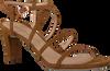 Braune UNISA Sandalen MIMO  - small