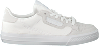 Weiße ADIDAS Sneaker low CONTINENTAL VULC J  - medium
