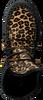 Schwarze KARMA OF CHARME Stiefeletten LEO FRONT - small
