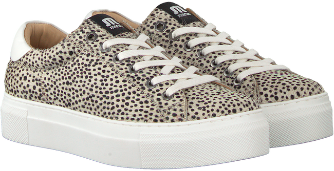 Beige MARUTI Sneaker TED HAIRON LEATHER - large
