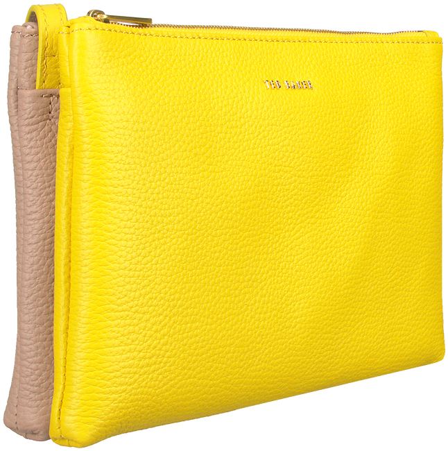 Gelbe TED BAKER Clutch COTTII  - large