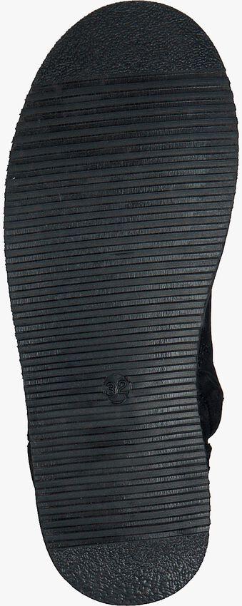 Schwarze GIGA Stiefeletten 8704 - larger