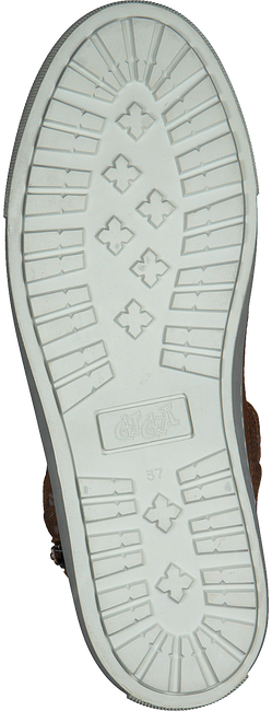 Cognacfarbene GIGA Sneaker 9820 - large