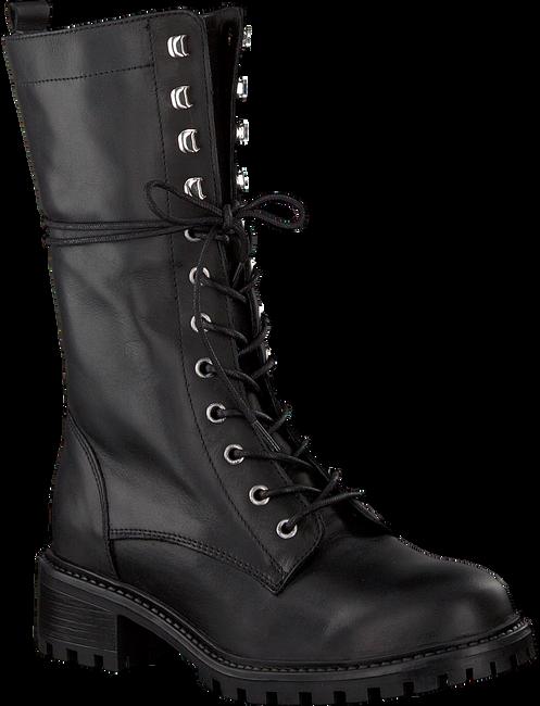Schwarze PS POELMAN Biker Boots 13495 - large