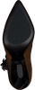 Braune LOLA CRUZ Cowboystiefel 283T30BK-D-I19  - small