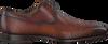 Cognacfarbene MAGNANNI Business Schuhe 18738 - small