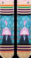 Mehrfarbige/Bunte XPOOOS Socken HAIRBLOW  - medium