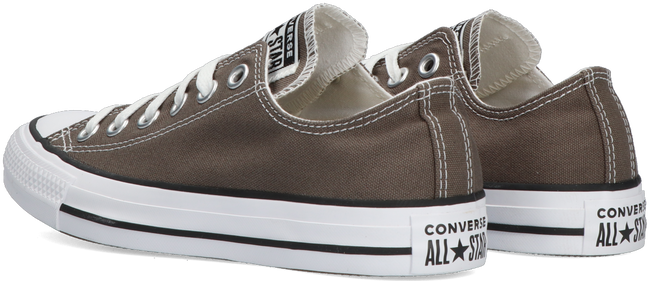 Graue CONVERSE Sneaker CHUCK TAYLOR ALL STAR OX WOMEN - large