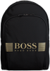 Schwarze HUGO BOSS Rucksack PIXEL BACKPACK - small