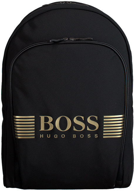 Schwarze HUGO BOSS Rucksack PIXEL BACKPACK - large