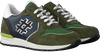 Grüne HIP Sneaker low H1290  - small