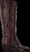 Braune NOTRE-V Hohe Stiefel AH69  - medium