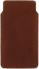 Cognacfarbene OMODA Handy-Schutzhülle TELEPHONE CASE - small