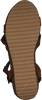 Braune CA'SHOTT Sandalen 20272 - small