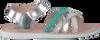 Silberne GIOSEPPO Sandalen MERILADA - small