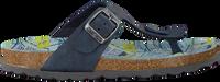 Blue BRAQEEZ shoe 418070  - medium