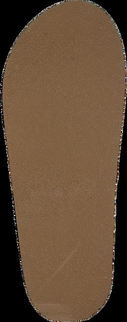 Cognacfarbene PME Pantolette HAIG  - large