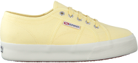 Gelbe SUPERGA Sneaker 2730 COTU  - medium
