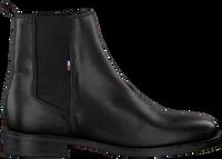 Schwarze TOMMY HILFIGER Chelsea Boots ESSENTIAL DRESSED  - medium
