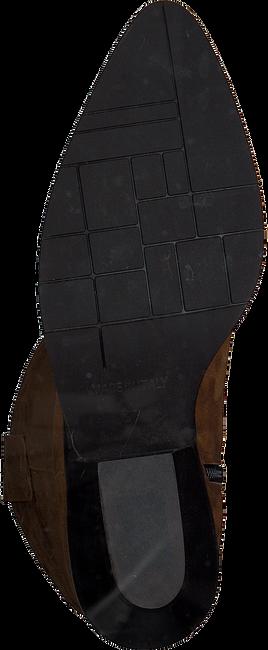 Cognacfarbene NOTRE-V Hohe Stiefel AG444  - large