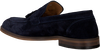 Blaue MAZZELTOV. Mokassins 3535  - small