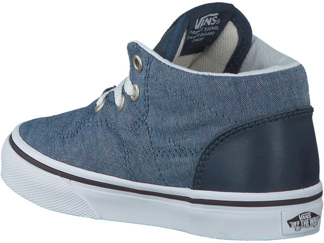 Blaue VANS Sneaker TD HALF CAB - large
