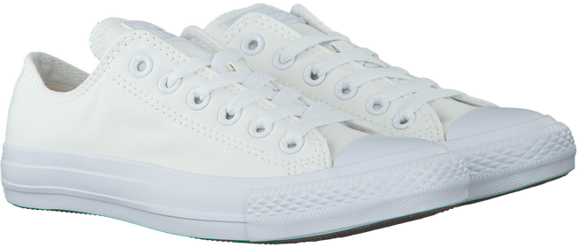 Weiße CONVERSE Sneaker AS OX DAMES - large