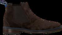 Braune FLORIS VAN BOMMEL Chelsea Boots 10669  - medium