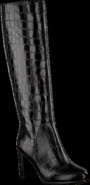 Schwarze NOTRE-V Hohe Stiefel GABIA  - large