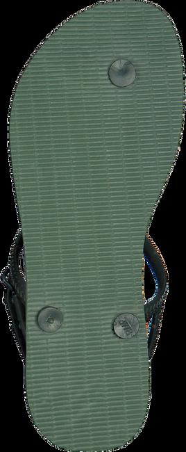 Grüne HAVAIANAS Zehentrenner TWIST  - large