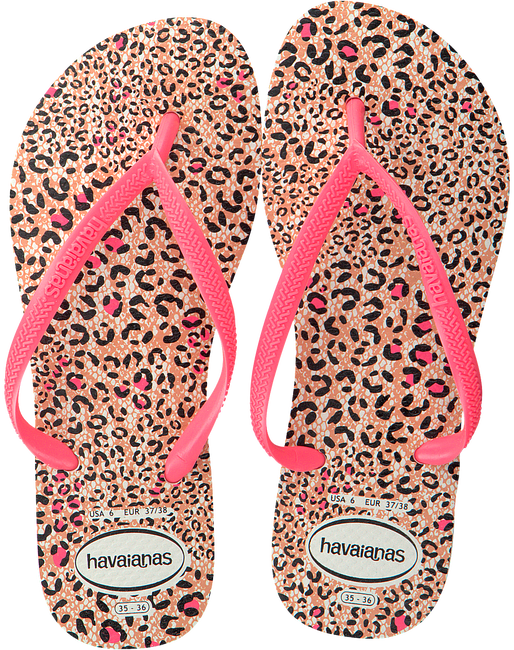 Rosane HAVAIANAS Pantolette KIDS SLIM ANIMALS  - large