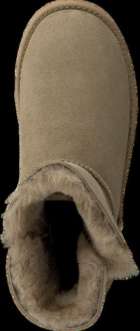 Braune UGG Stiefeletten CLASSIC CUFF MINI - large