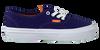 Blaue VANS Sneaker K AUTHENTIC - small