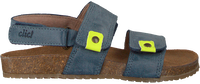Blaue CLIC! Sandalen TROY - medium
