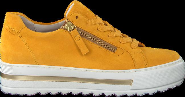 Gelbe GABOR Sneaker low 498  - large
