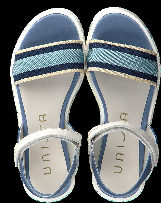 Blaue UNISA Sandalen NETTA  - large