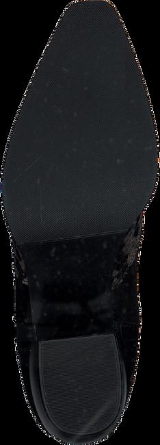 Schwarze MARIPE Cowboystiefel 29009  - large